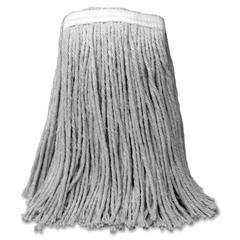 Genuine Joe No. 24 Mophead Refill - Cotton