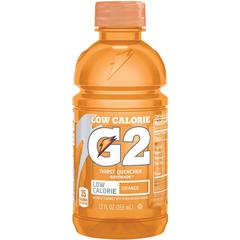 Gatorade Low-Calorie Gatorade Sports Drink - Orange Flavor - 12 fl oz (355 mL) - Bottle - 24 / Carton