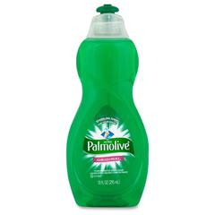 Palmolive Orig Scent Dishwashing Liquid - Concentrate Liquid - 10 fl oz - Original Scent - 20 / Carton - Green