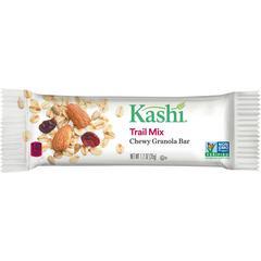 Kashi&reg Trail Mix Chewy Granola Bar - Assorted - 12 / Box