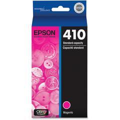 Epson Claria T410 Original Ink Cartridge - Magenta - Inkjet - Standard Yield - 1 Each