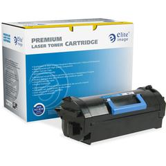Elite Image Remanufactured Toner Cartridge - Laser - 6000 Pages - Black - 1 Each