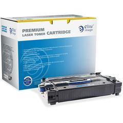 Elite Image Remanufactured Toner Cartridge - Alternative for HP (25X) (25X) - Laser - 34500 Pages - Black - 1 Each