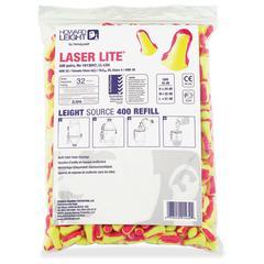 Howard Leight Single-use Foam Earplugs Refill - Noise Protection - Foam Earplug - Pink - 400 / Bag