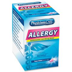 Allergy Relief Tablets - For Allergy - 50 / Box