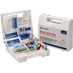 First Aid Only 89-piece ANSI First Aid Kit - 89 x Piece(s) For 25 x Individual(s) - 1 Each