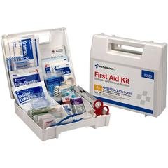 First Aid Only 141-piece ANSI First Aid Kit - 141 x Piece(s) For 25 x Individual(s) - 1 Each