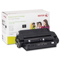 Xerox Remanufactured Toner Cartridge - Alternative for HP 82X (C4182X) - Black - Laser - 20000 Page - 1 Each
