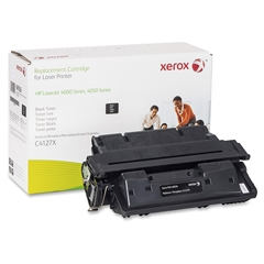 Remanufactured Toner Cartridge Alternative For HP 27X (C4127X) - Laser - 10000 Page - 1 Each