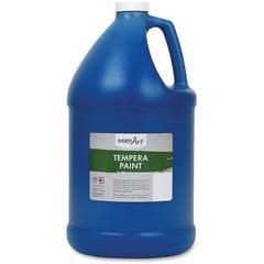 Handy Art Premium Tempera Paint Gallon - 1 gal - 1 Each - Blue