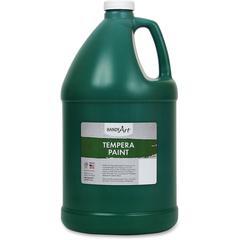 Handy Art Premium Tempera Paint Gallon - 1 gal - 1 Each - Green