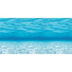 "Pacon Bulletin Board Art Paper - 48"" x 12 ft - 1 Roll - Blue"