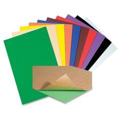 "ChenilleKraft Wonderfoam Peel/Stick Sheets - 9"" x 12"" - 20 / Pack - Assorted - Foam"