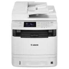 Canon imageCLASS MF414dw Laser Multifunction Printer - Monochrome - Plain Paper Print - Desktop - Copier/Fax/Printer/Scanner - 35 ppm Mono Print - 1200 x 600 dpi Print - Automatic Duplex Print - 1 x C