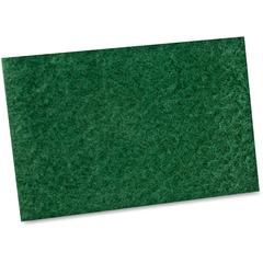 Impact Products General Purpose Scouring Pad - 60/Carton - Green