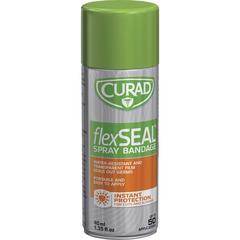 Curad FlexSeal Spray Bandage - 1.35 fl oz - 1Each - Transparent