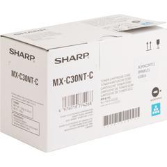 Sharp Original Toner Cartridge - Cyan - Laser - High Yield - 6000 Pages - 1 Each
