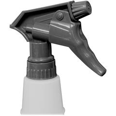 Genuine Joe Trigger Sprayer - 100 / Carton - Gray - Plastic