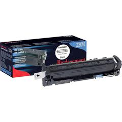 IBM Remanufactured Toner Cartridge - Alternative for HP 410A (CF410A) - Black - Laser - 2300 Pages - 1 Each