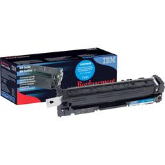 IBM Remanufactured Toner Cartridge - Alternative for HP 410A (CF411A) - Cyan - Laser - 2300 Pages - 1 Each