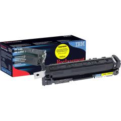 IBM Remanufactured Toner Cartridge - Alternative for HP 410A (CF412A) - Yellow - Laser - 2300 Pages - 1 Each