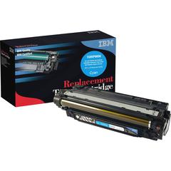 IBM Remanufactured Toner Cartridge - Alternative for HP 508X (CF361X) - Cyan - Laser - High Yield - 9500 Pages - 1 Each