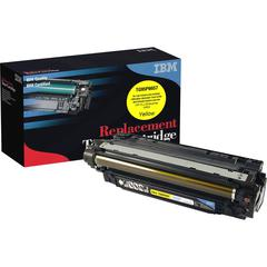IBM Remanufactured Toner Cartridge - Alternative for HP 508X (CF362X) - Yellow - Laser - High Yield - 9500 Pages - 1 Each