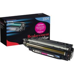 IBM Remanufactured Toner Cartridge - Alternative for HP 508X (CF363X) - Magenta - Laser - High Yield - 9500 Pages - 1 Each