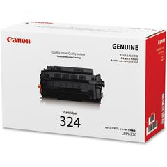 Canon 324 Original Toner Cartridge - Black - Laser - Standard Yield - 11000 Pages - 1 / Each