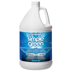 Simple Green Extreme Aircraft/Precision Cleaner - 1 gal - Unscented - 4 / Carton - Clear