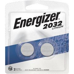 Energizer 2032 Watch/Electronic Batteries - CR2032 - Lithium (Li) - 3 V DC - 240 / Carton