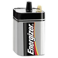 Energizer Max 6-Volt Alkaline Lantern Battery - 6V - Alkaline - 6 V DC - 6 / Carton