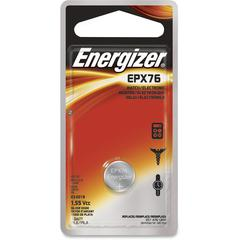 Energizer Photo Electronic EPX76 Battery - SR44 - 1.5 V DC - 72 / Carton