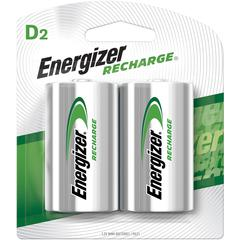 NiMH e2 Rechargeable D Batteries - D - Nickel Metal Hydride (NiMH) - 48 / Carton