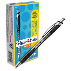 Paper Mate InkJoy 550 RT Pens - 0.7 mm Pen Point Size - Black - 1 Dozen