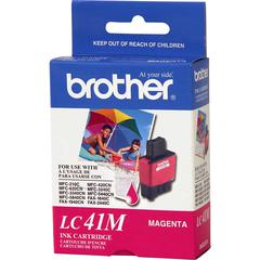 Brother Magenta Ink Cartridge - Inkjet - 400 Pages - 1 Each