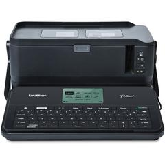 Brother P-touch PTD800W Thermal Transfer Printer - Desktop - Label Print - Wireless LAN - USB - Label