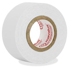 "Pacon Mavalus Multipurpose Tape - 27 ft Length x 0.75"" Diameter - Removable - 1 Each - White"