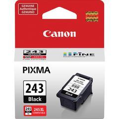 Canon PG-243 Original Ink Cartridge - Pigment Black - Inkjet - 180 Pages - 1 Pack