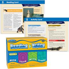 Teacher Created Resources Gr 2-3 Reading/Writing Set - Theme/Subject: Learning - Skill Learning: Writing, Reading, Creativity, Comprehension, Thinking