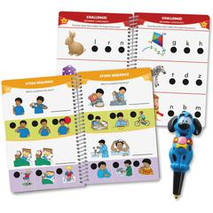 Hot Dots Jr Pre-K Reading Set Interactive Education Printed Book - Book