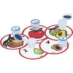 Roylco Scents Sort Match-Up Kit - Skill Developmental Toy - 4+