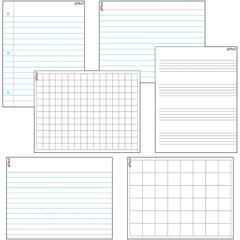 Trend Papers/Grids Wipe-Off Combo Pack
