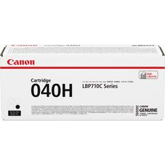 Canon Toner Cartridge - Black - Laser - High Yield - 12500 Page - 1 Each