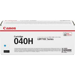 Canon Toner Cartridge - Laser - High Yield - 10000 Pages - Cyan - 1 Each