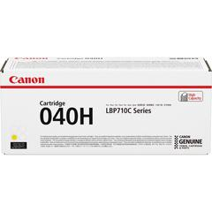 Canon Toner Cartridge - Yellow - Laser - High Yield - 10000 Pages - 1 Each