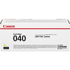 Canon Toner Cartridge - Laser - 5400 Pages - Yellow - 1 Each