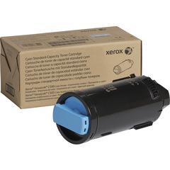 Xerox Original Toner Cartridge - Cyan - Laser - Standard Yield - 2400 Pages