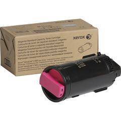 Xerox Original Toner Cartridge - Magenta - Laser - Standard Yield - 2400 Pages - 1 / Pack