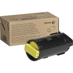 Xerox Original Toner Cartridge - Yellow - Laser - High Yield - 10100 Pages